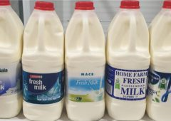 Arrabawn milk batches recalled due to microbiological contamination