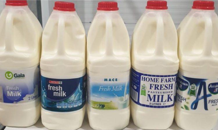 Arrabawn milk batches recalled due to microbiological contamination
