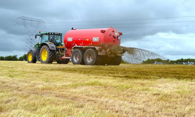 HSENI launches its third Farm Safe Essential message 'Give Slurry Space'