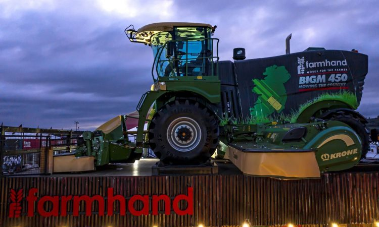 Farmhand appoints new area sales manager for midlands