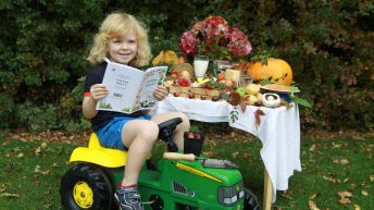 New curriculum-linked book to promote Irish agriculture in schools