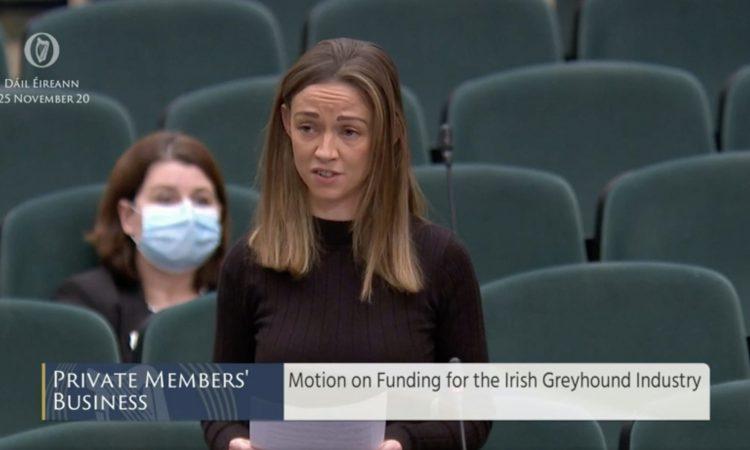 Social Democrats' bill to defund greyhound racing 'falls at the first hurdle'