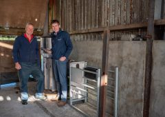 Forster Technik automatic calf feeder ticks all the boxes for Meath farmer