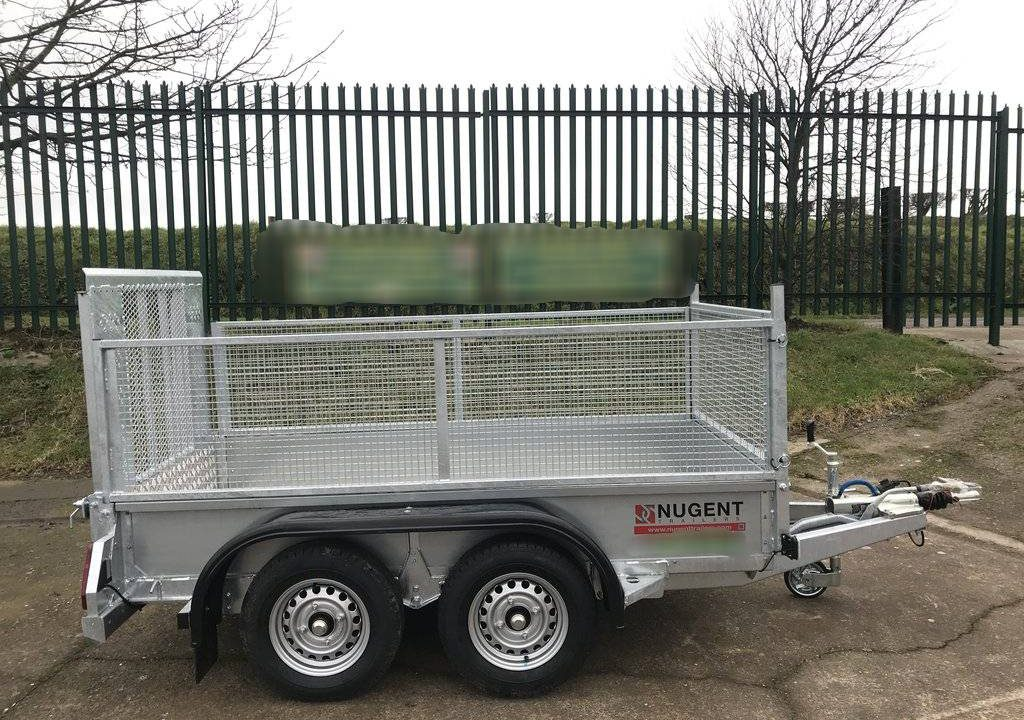 Appeal for info following theft of trailer and fence posts