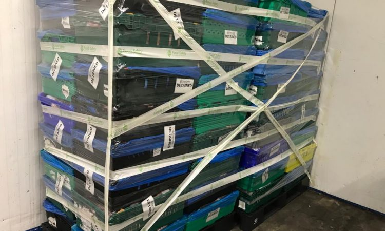 Pics: 1.7t of illegally labelled meat seized by FSAI and Gardaí