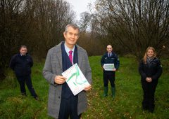 Poots pumps over £1.1 million into NI environmental projects