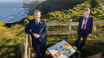 Poots announces £1.5 million boost for North Coast rural tourism