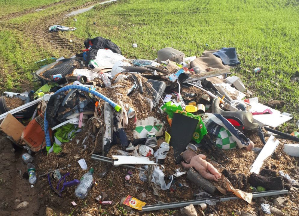 Farmers urged to secure lands amid illegal dumping in Meath