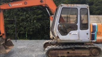 Digger stolen from field prompts Garda investigations