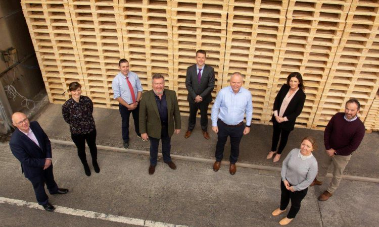 CJ Sheeran announces acquisition of Coolrain Sawmills