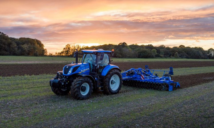 New Holland signs supply agreement with Maschio Gaspardo