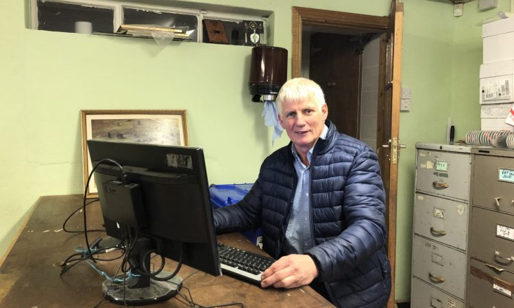Calling it a day after 26 years in charge of Elphin Mart