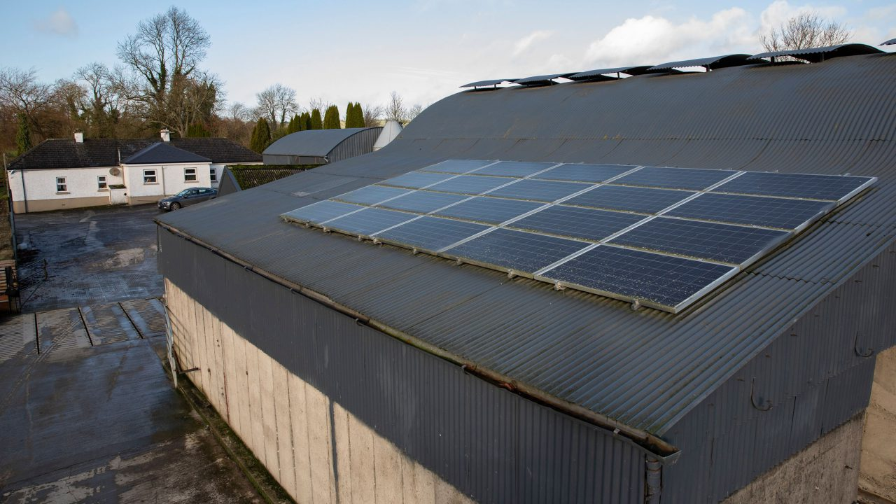 Plan to 'introduce planning exemptions for solar PV in March'