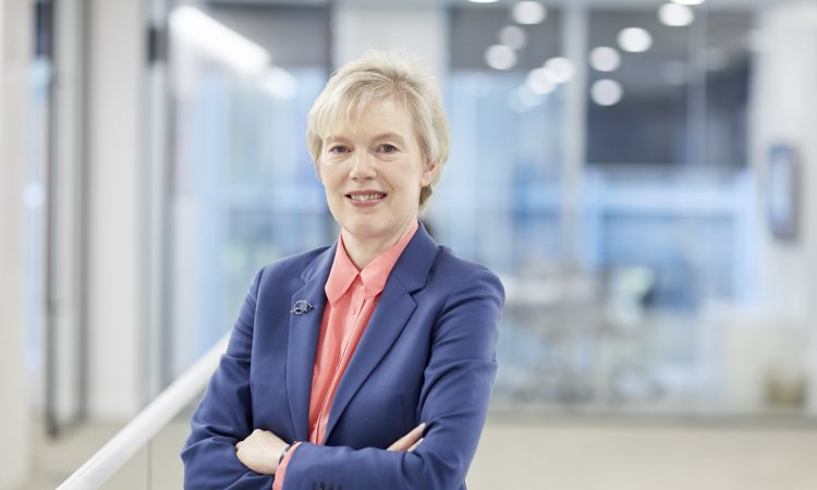 From Tipp to Bupa CEO and beyond, Evelyn is an asset