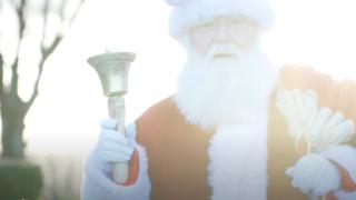 The Farming Santa