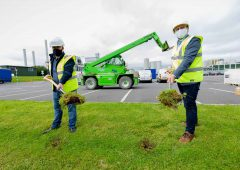 Glanbia Ireland turns sod on new €15 million innovation centre