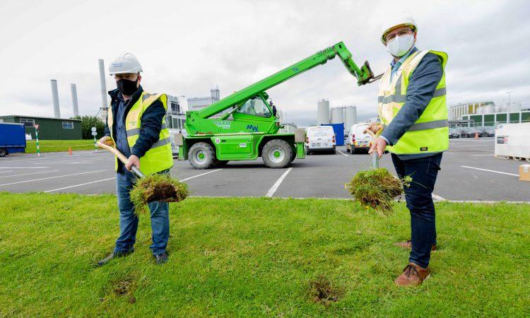 Glanbia Ireland turns sod on new €15 million innovation centre