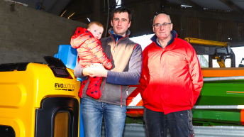 Wexford milk producer rearing better calves with a lot less work