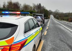 4X4 drawing trailer seized by Gardaí with court to follow