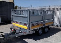 Gardaí investigate theft of trailer and generator