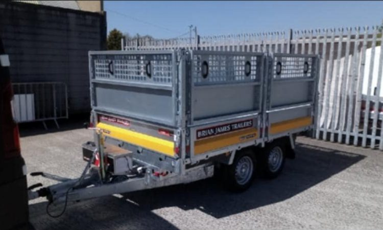 Gardaí investigate theft of trailer and generator