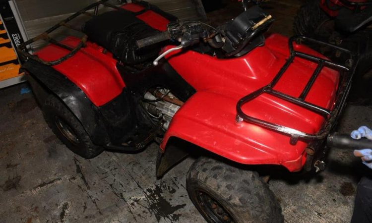 Pics: Rightful owners asked to come forward after Gardaí recover quads