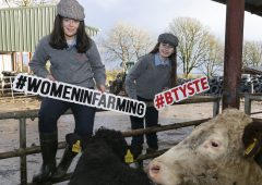 Cork students probe gender divide in farming