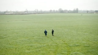 George Goes Dairy Farming : Pat Flaherty and Rory Quinn in Meath
