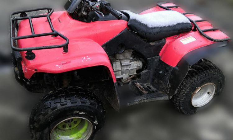Gardaí seek rightful owner after seizing quad in Offaly