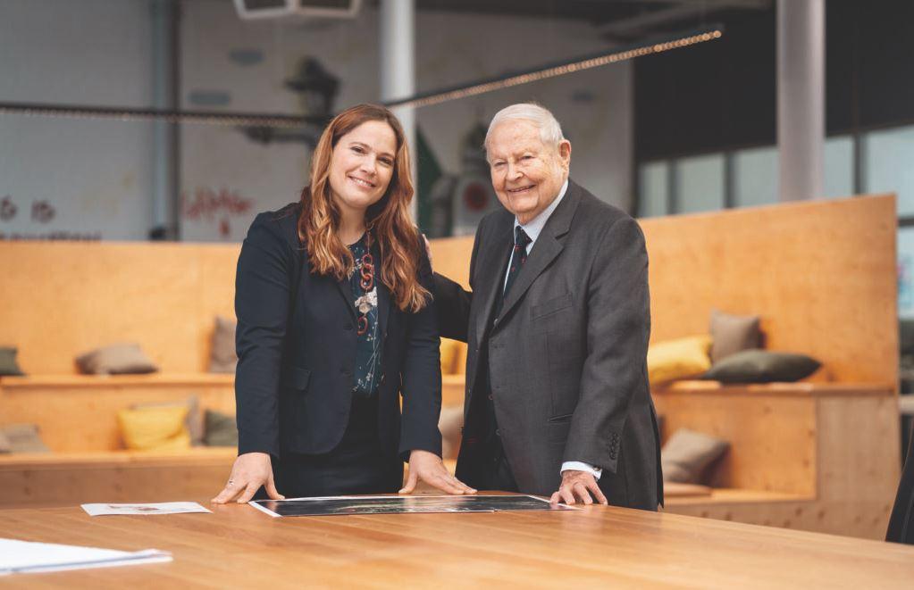 Machinery pioneer Helmut Claas dies aged 94