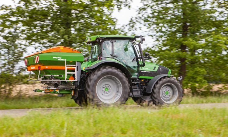 TAMS grant for GPS spreaders extended to all farmers