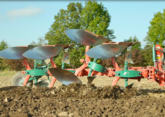 'Ideal for modern farming': New generation of Kverneland-mounted reversible ploughs