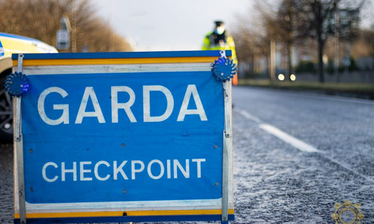 Tractor driver caught drug driving at Garda checkpoint