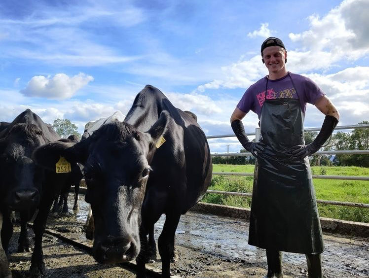 Instagram takeover: A day in the life on the Tipperary dairy farm of MC Milking It