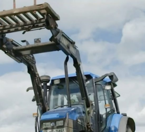 What to keep an eye out for when driving your tractor