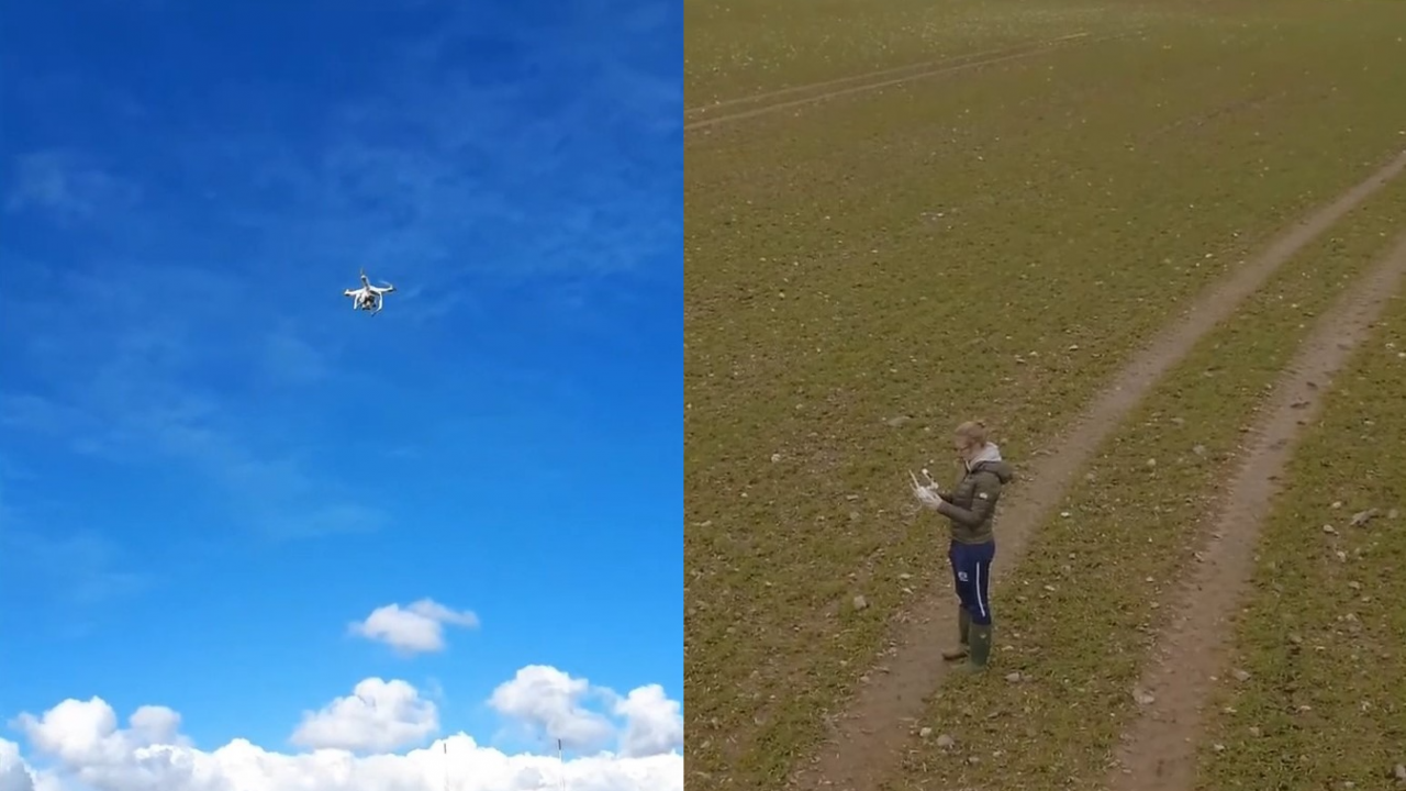 Video: Getting more bang for your buck in crop production…using drones