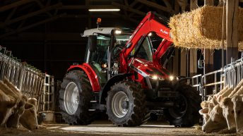 Pics: Getting to grips with Massey Ferguson's new MF 5S Series