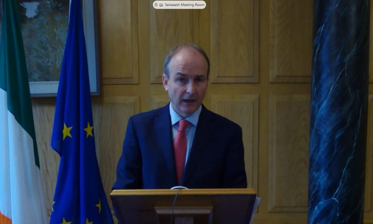Taoiseach on climate action: 'Agriculture is entering a decade of change'