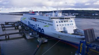 Stena Line deploys newest ship on Rosslare-Cherbourg route