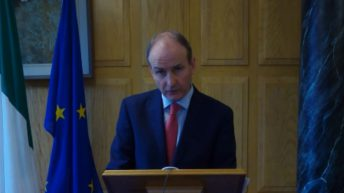 Micheál Martin on RDP extension, organic farming and GLAS