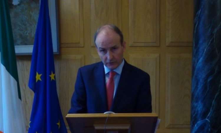 Micheál Martin on RDP extension, organic farming and GLAS