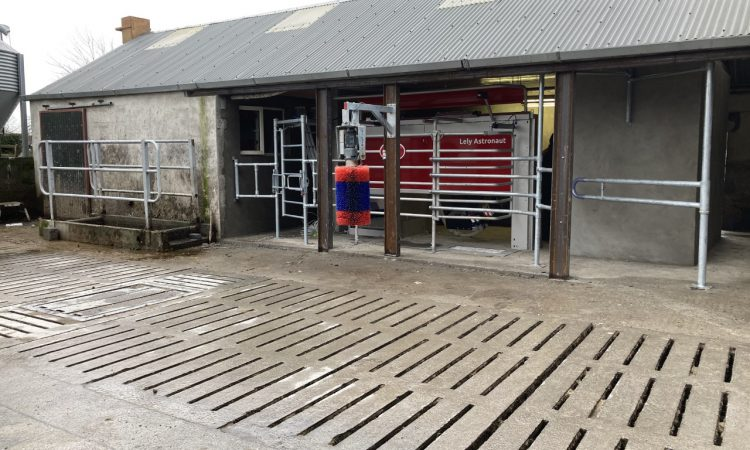 Buildings Focus: Swapping a 10-unit parlour for a robot in Co. Kilkenny