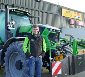 Tom Shaw Farm Machinery announces new appointment