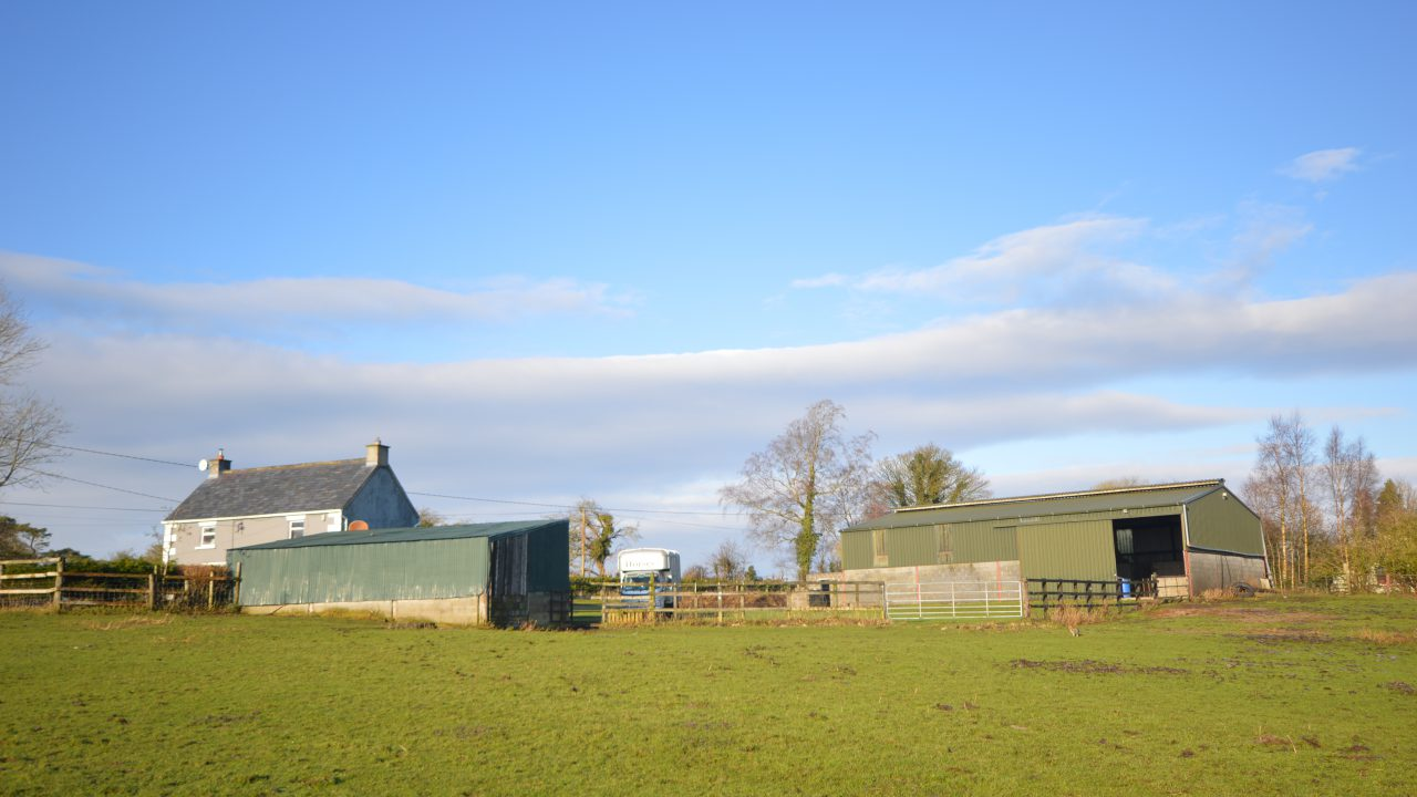 26ac Hacketstown farm for online auction