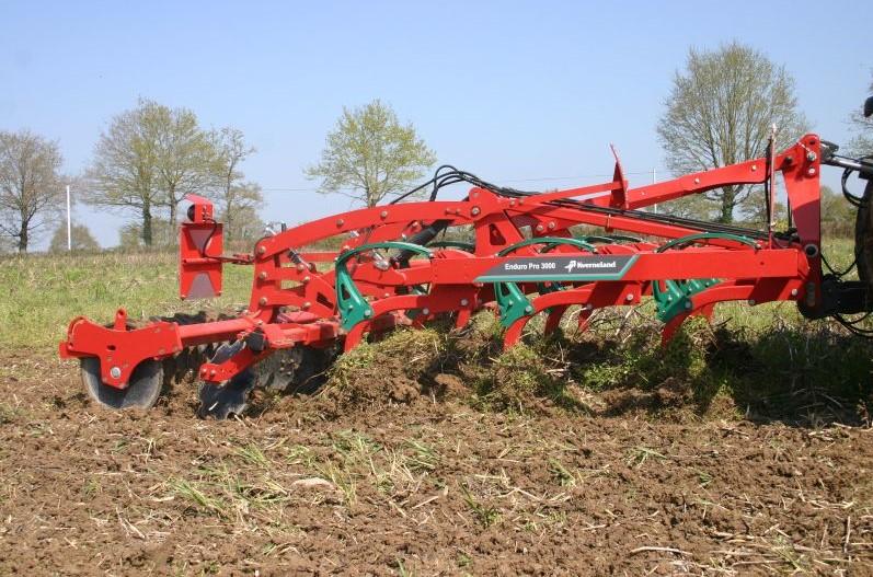 Image source Kverneland Cultivator