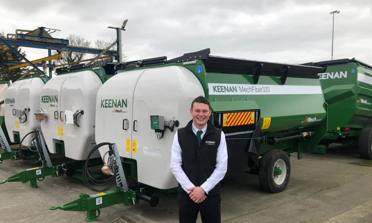 New regional appointment at KEENAN Ireland