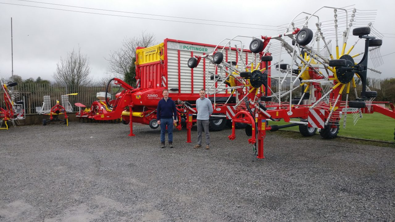 Limerick dealership takes on expanded role for Pottinger