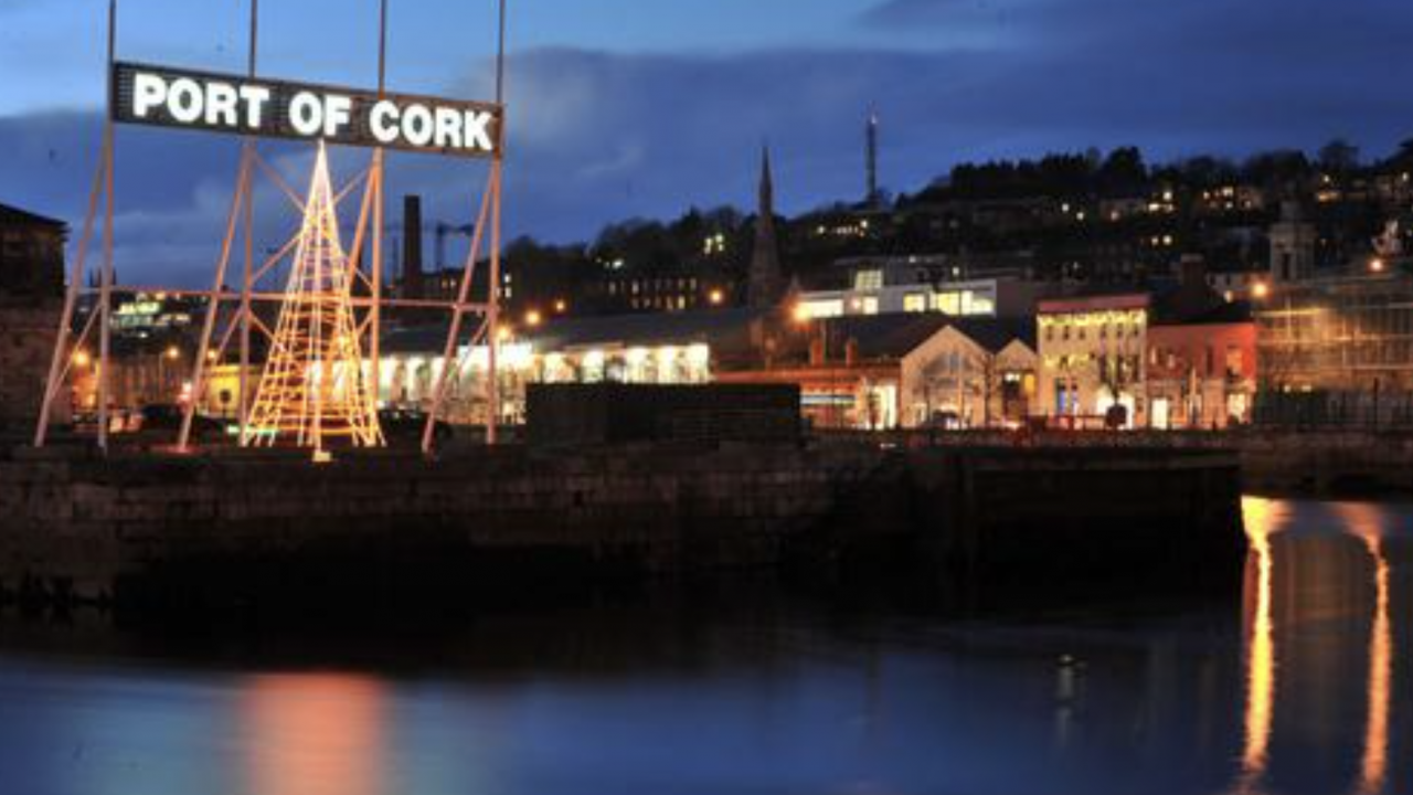 Port of Cork reports 2% drop in traffic in 2020 due to Covid-19