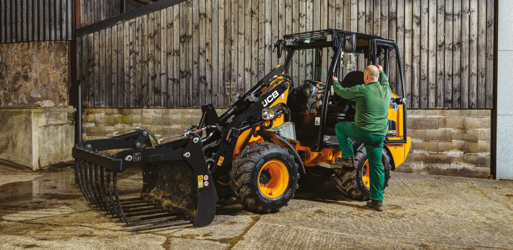 Small but mighty: JCB doubles power in new compact loader(图2)