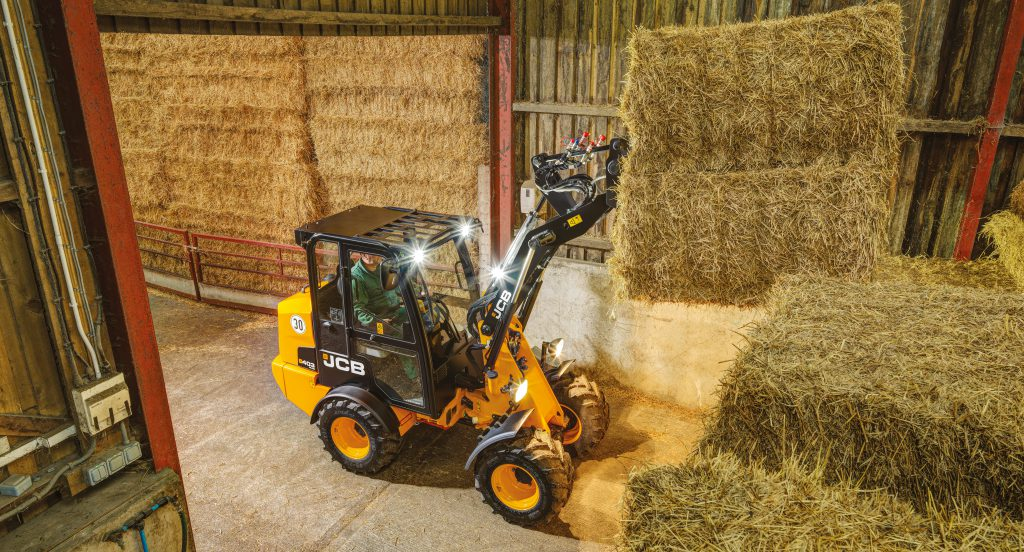Small but mighty: JCB doubles power in new compact loader(图4)